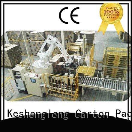 Custom cardboard box printing machine three color PFA six color KeShengLong