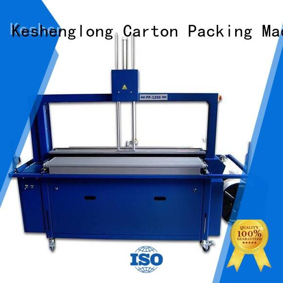 KeShengLong Brand PFA six color four color cardboard box printing machine Auxiliary