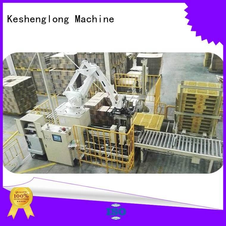 KeShengLong Brand PFA six color Top cardboard box printing machine