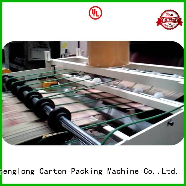 KeShengLong Brand six color three color PFA cardboard box printing machine