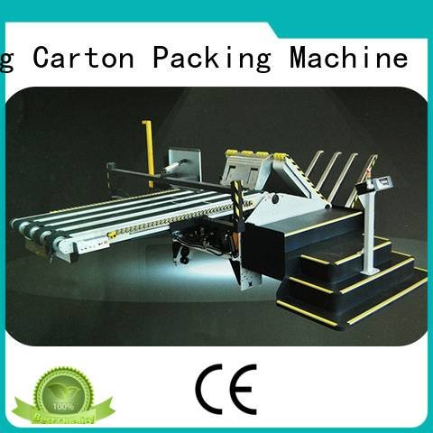 KeShengLong Brand Auxiliary PFA six color cardboard box printing machine three color