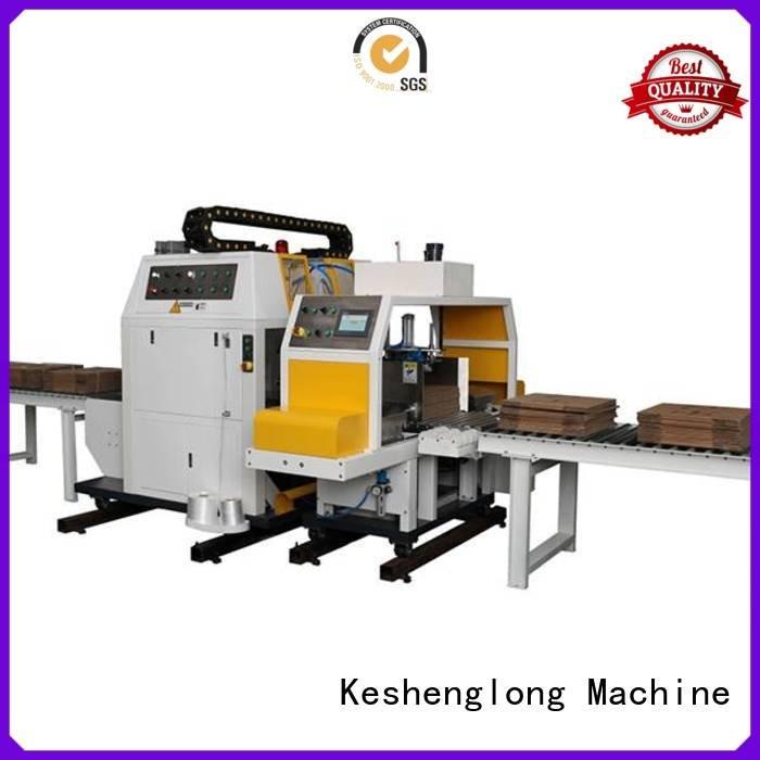 PFA Auxiliary Top cardboard box printing machine six color cardboard box printing machine KeShengLong Brand