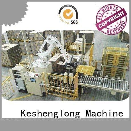 KeShengLong Brand Auxiliary PFA cardboard box printing machine three color Top