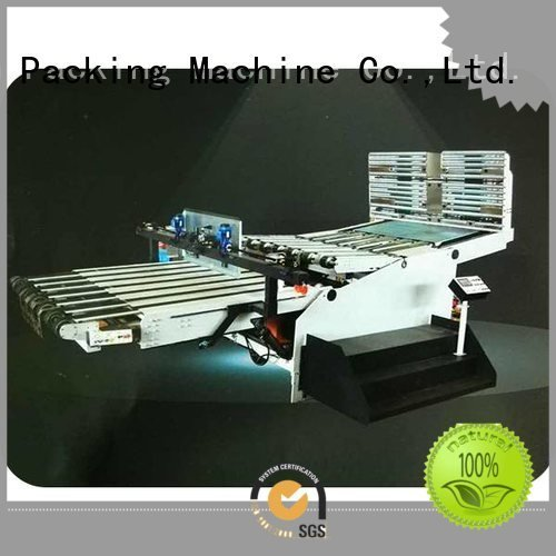 four color cardboard box printing machine KeShengLong cardboard box printing machine