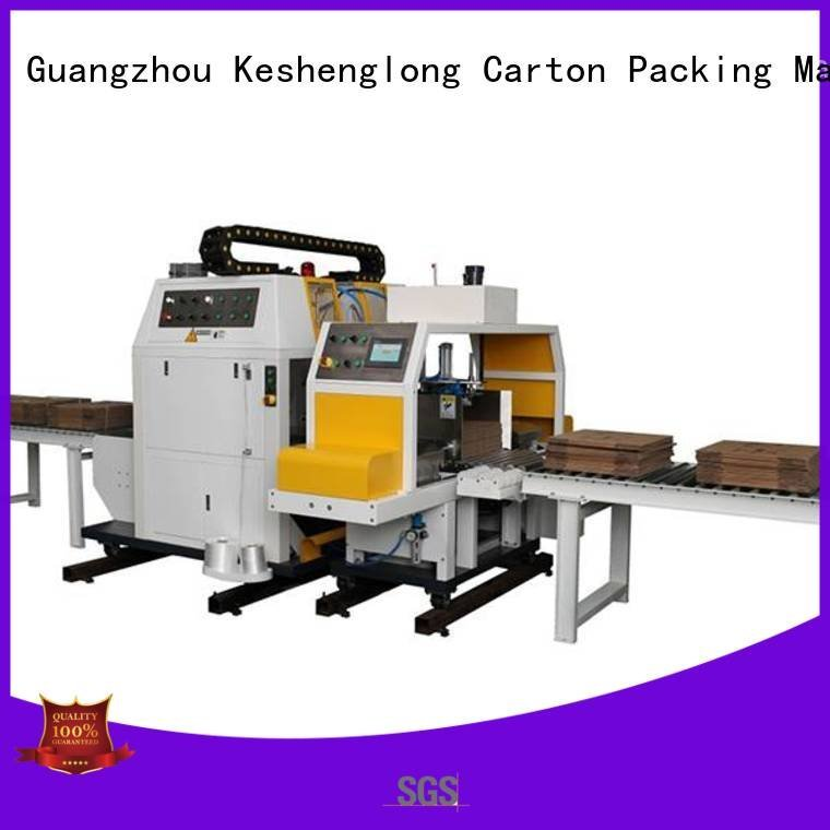Auxiliary cardboard box printing machine six color three color KeShengLong