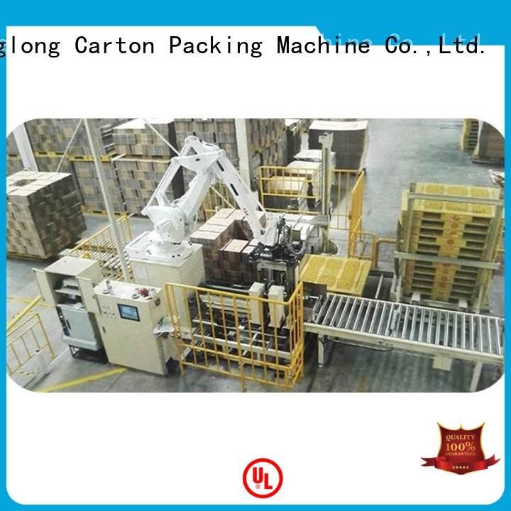 KeShengLong cardboard box printing machine three color Top four color six color