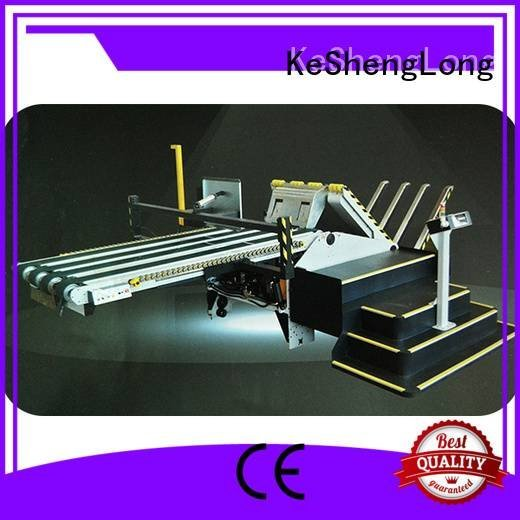 Wholesale six color Top cardboard box printing machine KeShengLong Brand Top