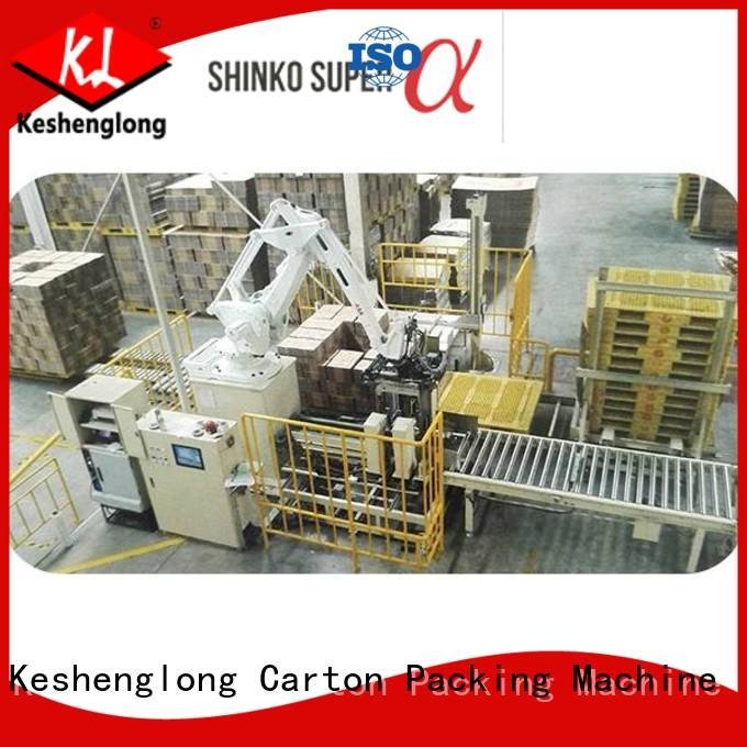 Top three color four color six color KeShengLong cardboard box printing machine