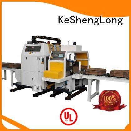 four color PFA cardboard box printing machine KeShengLong