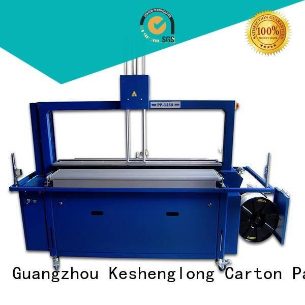 KeShengLong six color Auxiliary cardboard box printing machine three color Top