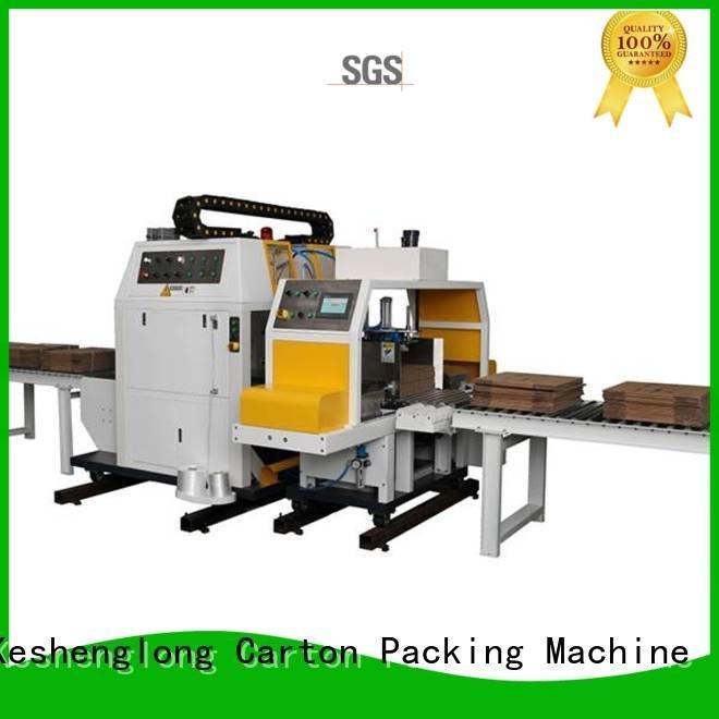 PFA four color cardboard box printing machine six color KeShengLong