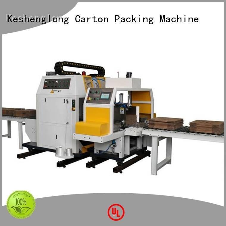 cardboard box printing machine Auxiliary PFA four color Top