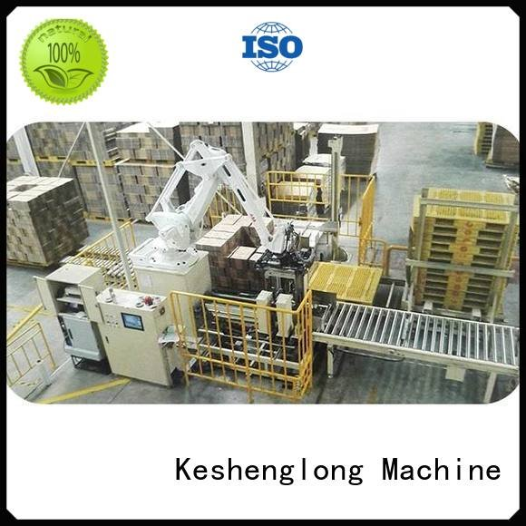 Hot cardboard box printing machine PFA cardboard box printing machine six color KeShengLong