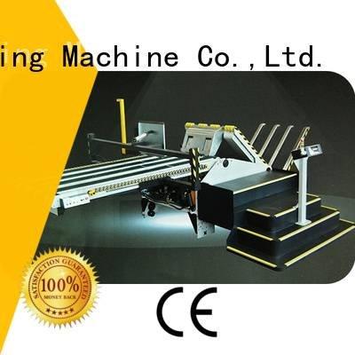 OEM cardboard box printing machine KeShengLong four color Auxiliary cardboard box printing machine