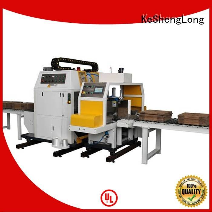 KeShengLong Brand six color PFA four color cardboard box printing machine