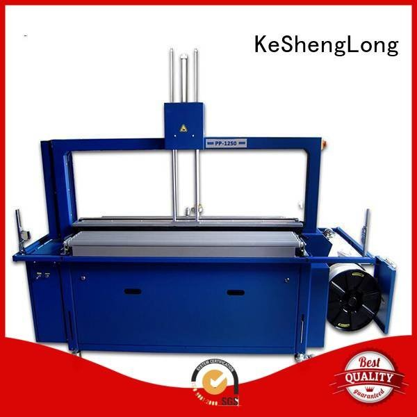 Auxiliary four color cardboard box printing machine three color KeShengLong