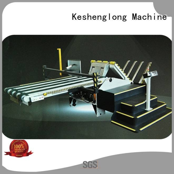 cardboard box printing machine four color cardboard box printing machine PFA