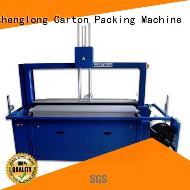 cardboard box printing machine four color cardboard box printing machine KeShengLong