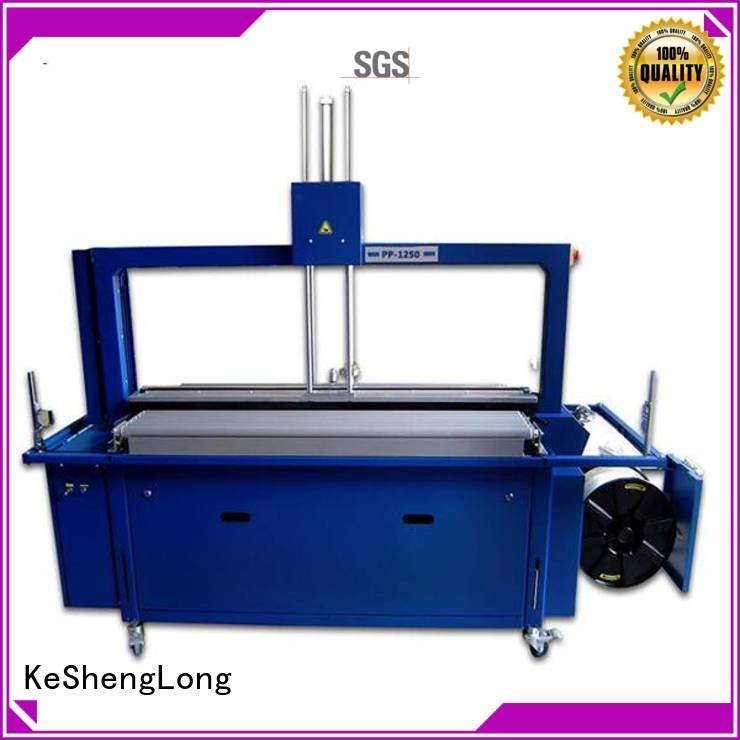 KeShengLong Brand four color Auxiliary PFA cardboard box printing machine