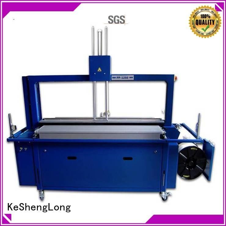 KeShengLong Brand four color Auxiliary PFA cardboard box printing machine