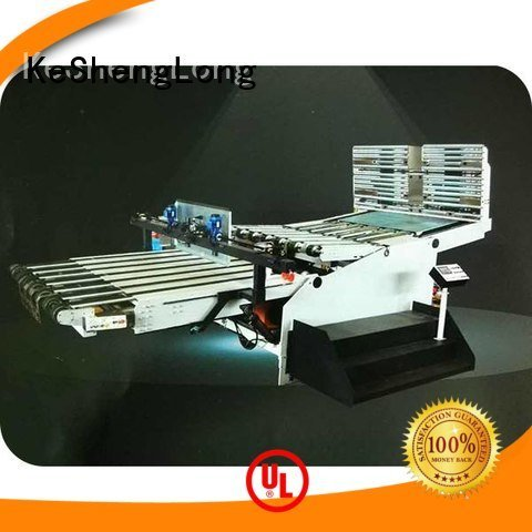 four color three color Top KeShengLong cardboard box printing machine