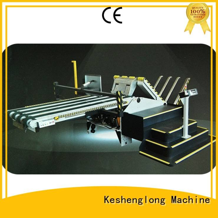 Hot cardboard box printing machine Top cardboard box printing machine PFA KeShengLong