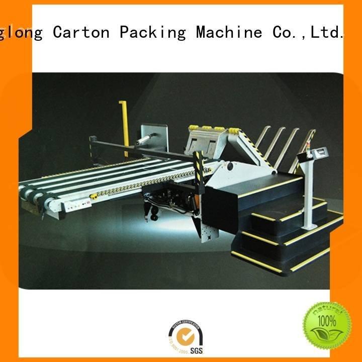 KeShengLong cardboard box printing machine six color four color Top PFA