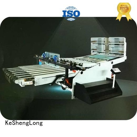 cardboard box printing machine pe1280 counter cardboard box printing machine KeShengLong Brand