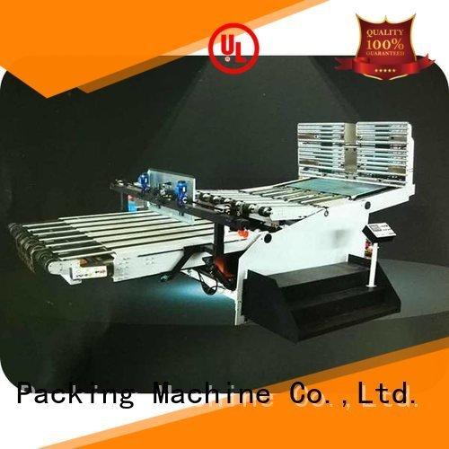 three color PFA Auxiliary cardboard box printing machine KeShengLong