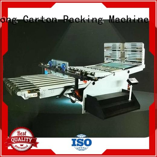 cardboard box printing machine three color cardboard box printing machine six color KeShengLong