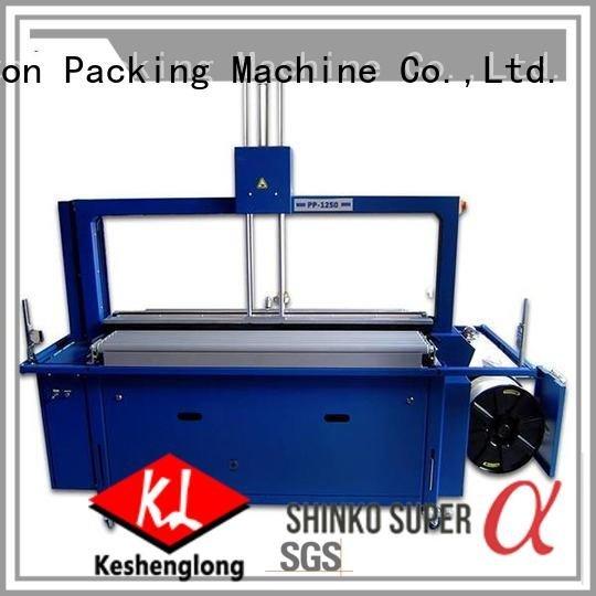 four color PFA KeShengLong cardboard box printing machine
