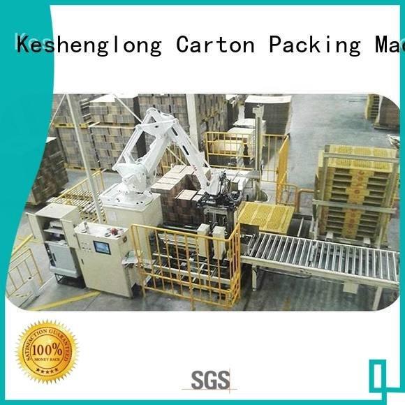 three color Auxiliary PFA Top four color cardboard box printing machine KeShengLong Top PFA