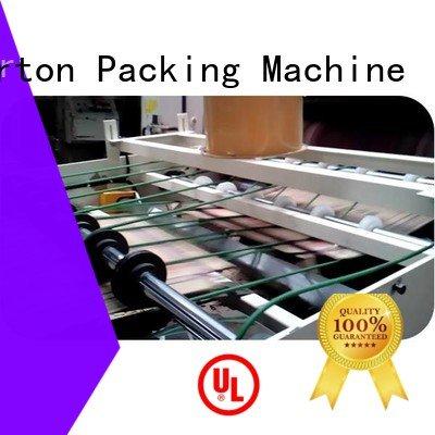 OEM cardboard box printing machine PFA Auxiliary cardboard box printing machine