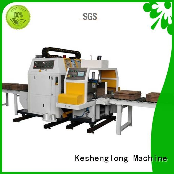 KeShengLong Brand six color cardboard box printing machine four color three color