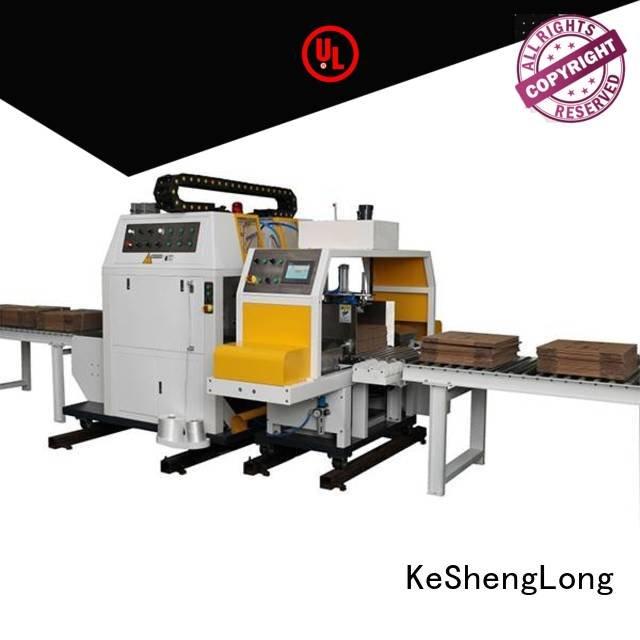 KeShengLong Brand four color six color Top cardboard box printing machine