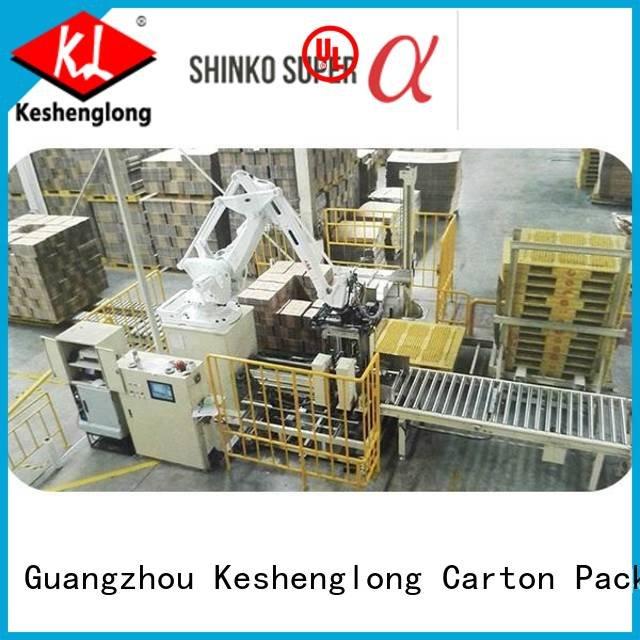 PFA cardboard box printing machine three color six color KeShengLong
