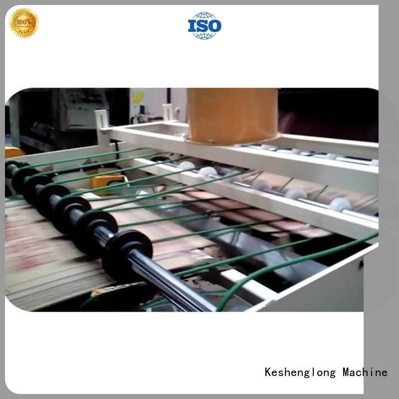 OEM cardboard box printing machine pe1280 counter auto cardboard box printing machine