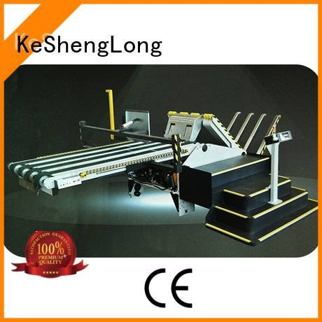 KeShengLong six color three color Auxiliary cardboard box printing machine Top