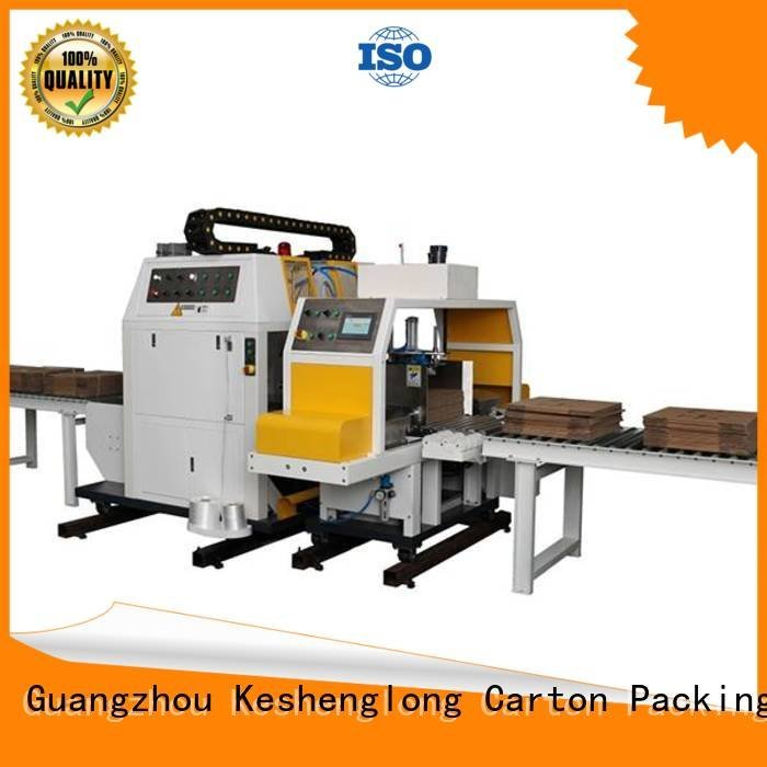 OEM cardboard box printing machine Auxiliary six color PFA cardboard box printing machine