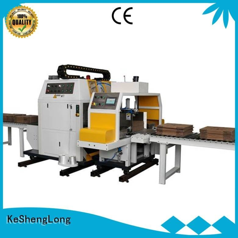 Top three color KeShengLong cardboard box printing machine