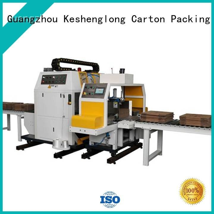 KeShengLong cardboard box printing machine four color Auxiliary three color Top