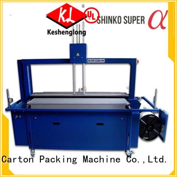 cardboard box printing machine Auxiliary cardboard box printing machine four color KeShengLong