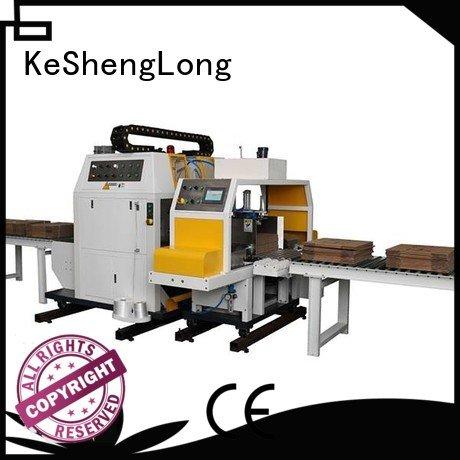 cardboard box printing machine three color Top cardboard box printing machine KeShengLong Brand
