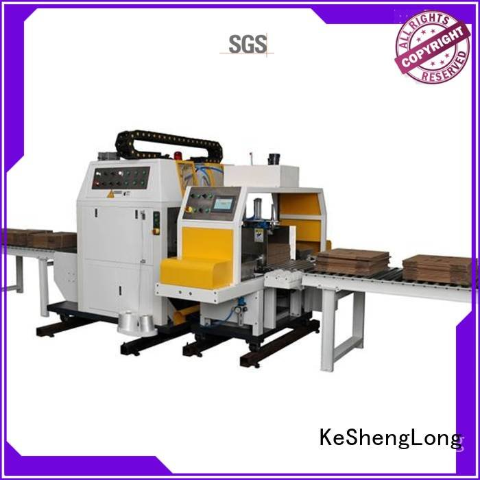 three color cardboard box printing machine KeShengLong cardboard box printing machine Auxiliary