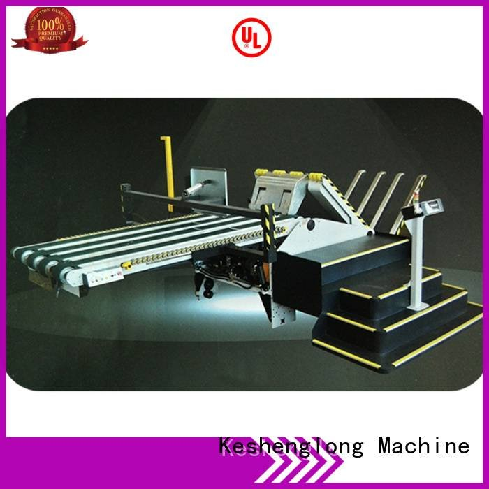 KeShengLong four color Auxiliary six color cardboard box printing machine three color