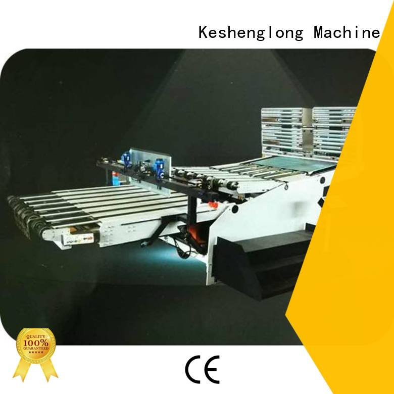 Custom four color cardboard box printing machine Top cardboard box printing machine Auxiliary