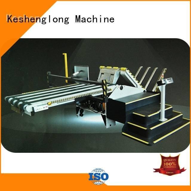 KeShengLong Brand six color Top PFA cardboard box printing machine