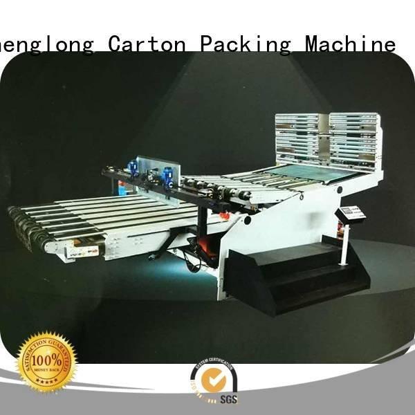 cardboard box printing machine PFA six color three color four color KeShengLong
