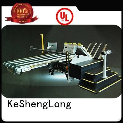 three color six color PFA KeShengLong cardboard box printing machine