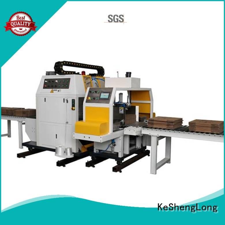 KeShengLong Top cardboard box printing machine Auxiliary four color